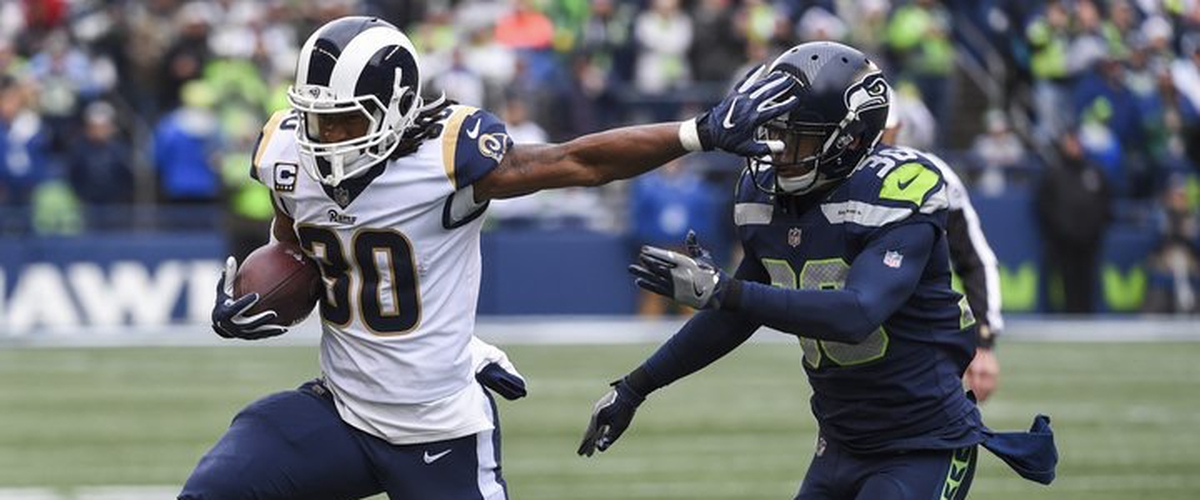 NFL Week 15 Player of the Week Todd Gurley