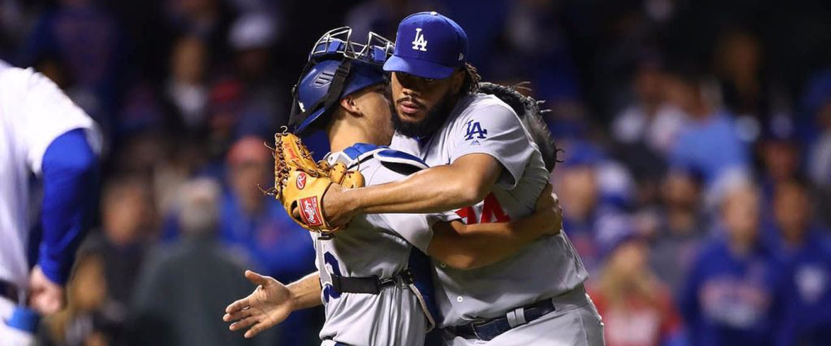 Dodgers one win away from World Series after dominant Game 3 win