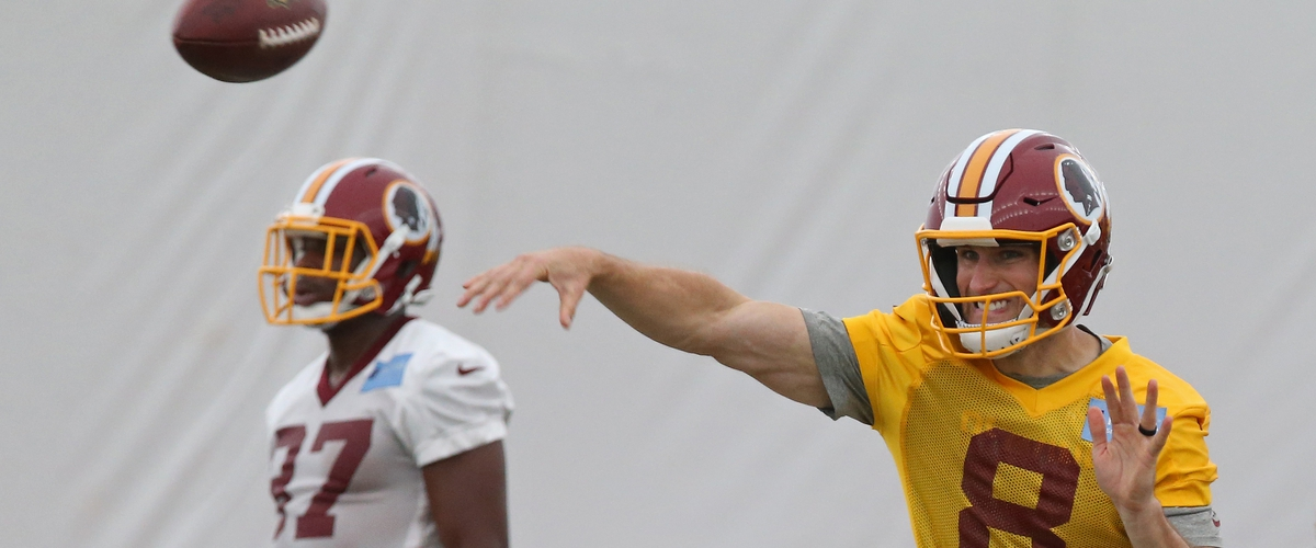 Should the Redskins pay Kirk Cousins?