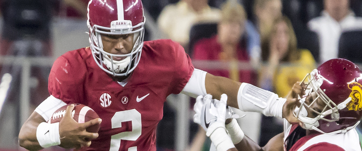 Previewing Alabama's quarterback battle heading into 2017