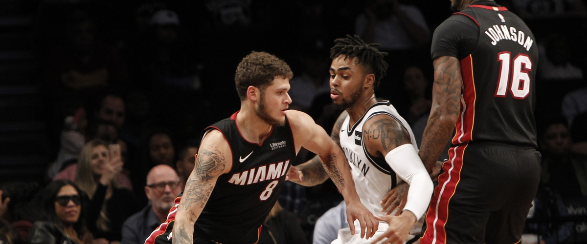 Thoughts on Heat vs Nets (Preseason)
