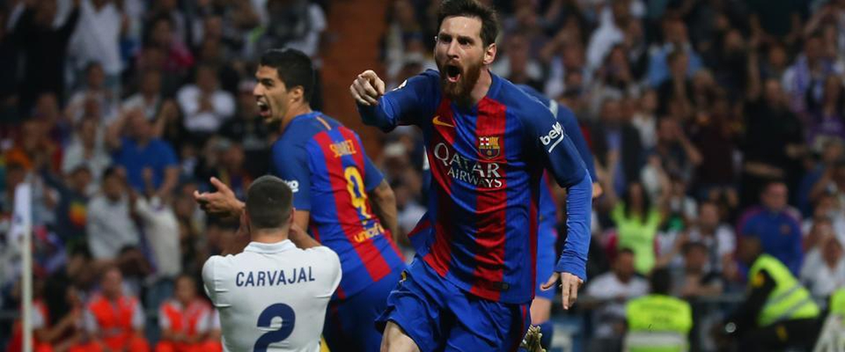 Does El Clasico Performance prove that Messi is the GOAT?