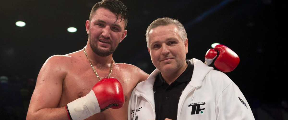 "Peter Fury ""Joseph Parker is not being taken lightly- he isn't a world champion for nothing!"""