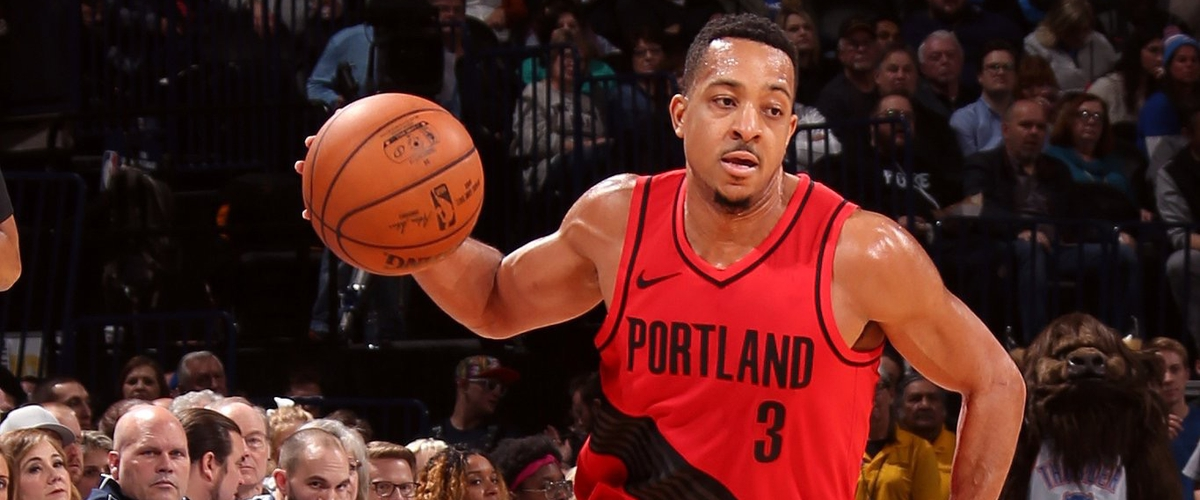 NBA Player of the Night CJ McCollum