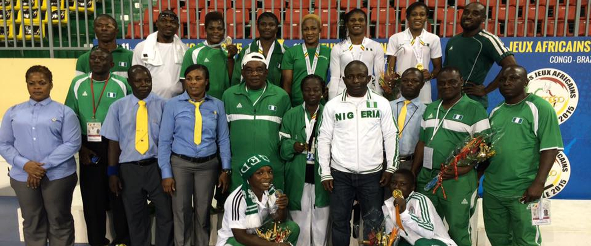 20 Wrestlers to Represent Nigeria at African Wrestling Championship