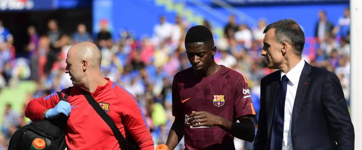 Coming confirmation from Barcelona, ​​Dembele will miss the Catalans