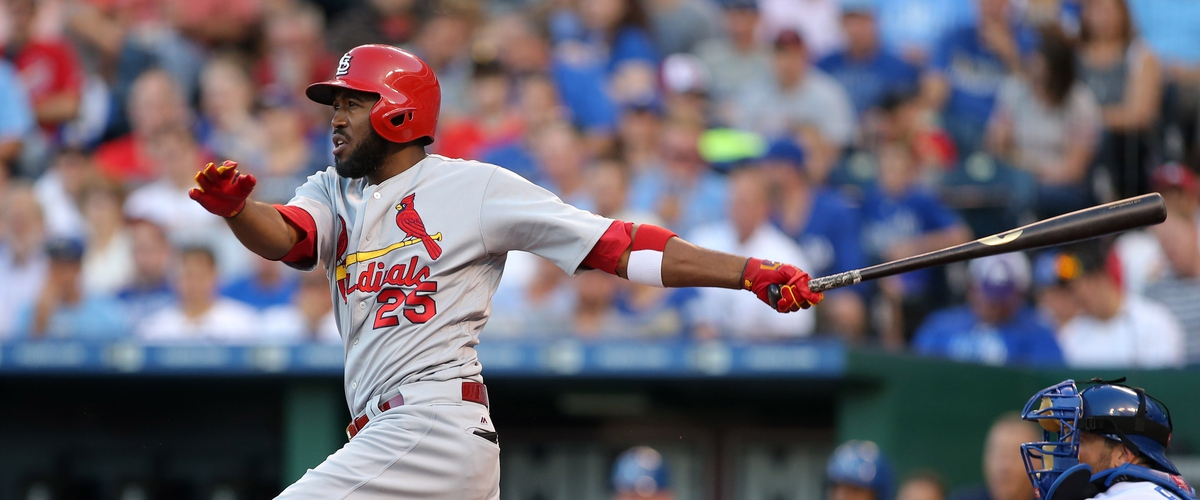 Dexter Fowler saves a shutout in the Red Sox 10-4 win. Cardinals possible roster move.