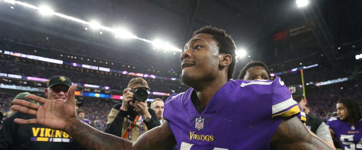 Diggs Walkoff Touchdown Puts Vikings in NFC Championship Game
