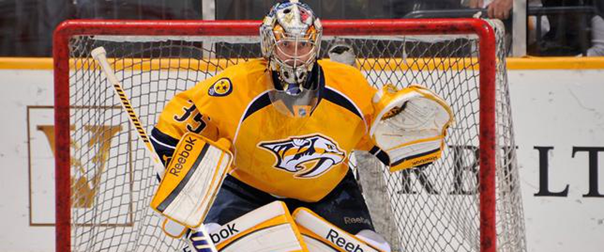 Who should start in goal for Nashville?