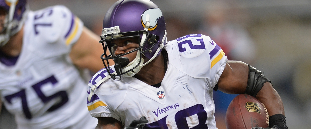 How Adrian Peterson is the Perfect fit for the New Orleans Saints.