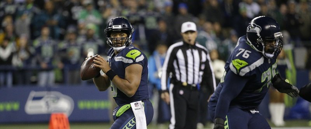 NFL Week 13 Player of the Week Russell Wilson