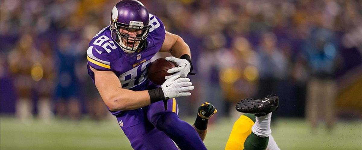 2017 Fantasy Football: Tight End Rankings