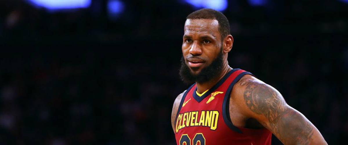 Report: HEAT could be Dark-Horse destination for Lebron in free agency