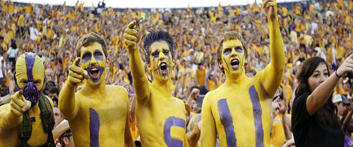 LSU Tigers vs. BYU Cougars Odds and Trends to Bet