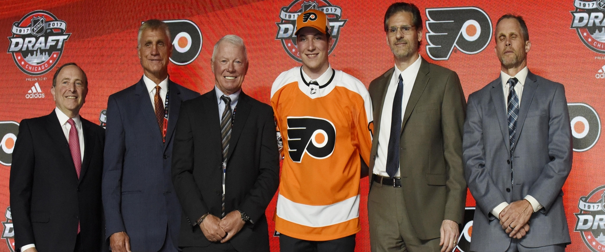 Philadelphia Flyers: 2017 NHL Draft!