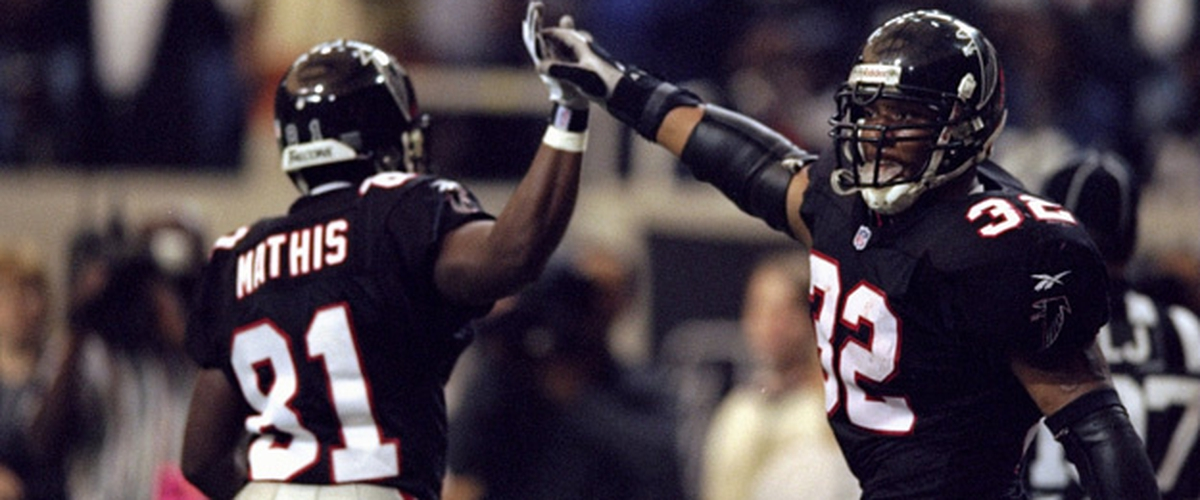 Falcons Flashback Friday: Week 17 vs. San Francisco 49ers, 1995