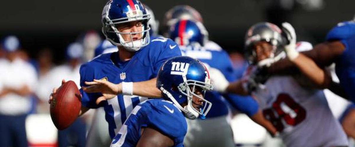 NFL Top 10 500-Yard Passing Games: No. 9 Eli Manning (510 Yards vs. Buccaneers, 9-16-2012)