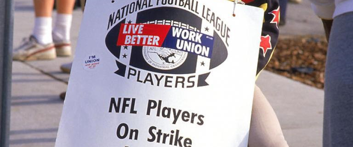 As the NFLPA prepares for a strike to increase active player salaries - don't forget about better pensions for former NFL Players!