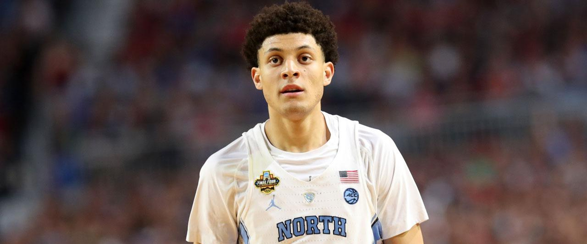 Miami Heat select Justin Jackson in the Vertical's 3.0 Mock Draft
