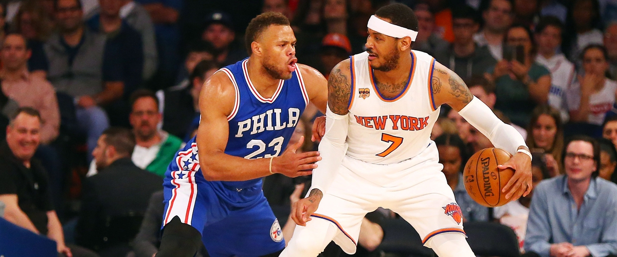 Teams that could trade for Carmelo Anthony