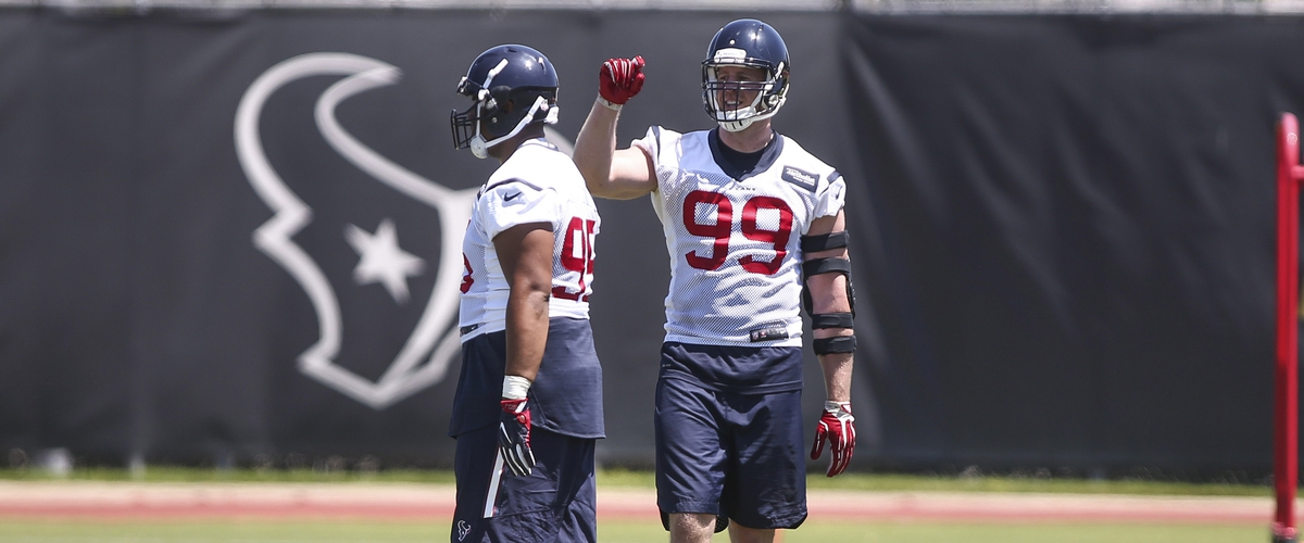 Houston Texans Training Camp Preview