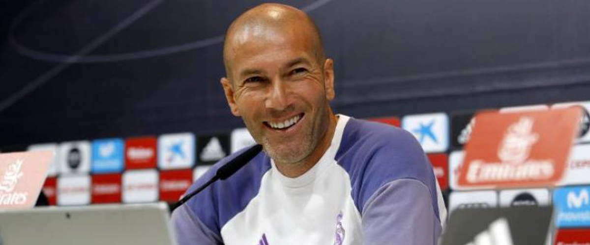 Zidane: I can not see La Liga without Barcelona