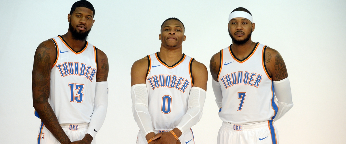 'There's Only One Ball' Is a B.S. Argument--Especially for OKC