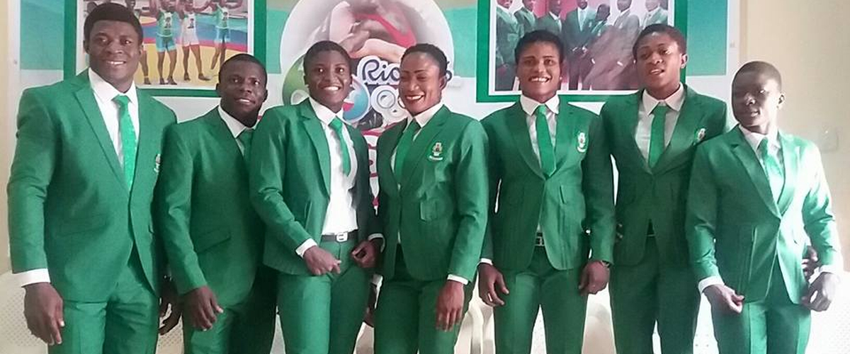 Nigerian Female Wrestlers Shine in Morocco