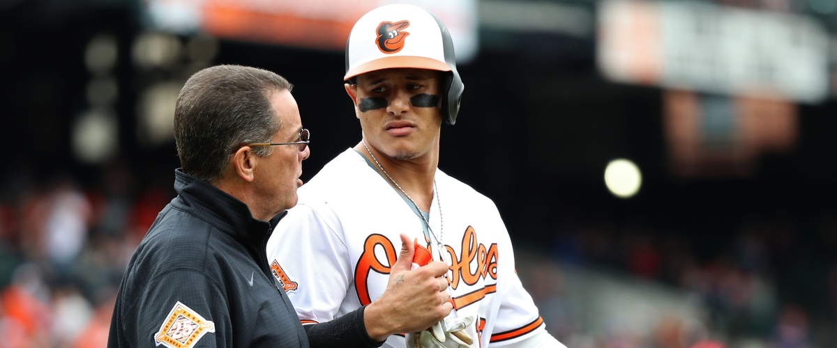 Matt Barnes' pitch over Manny Machado's head makes the feud between the Sox and O's worst than it already was