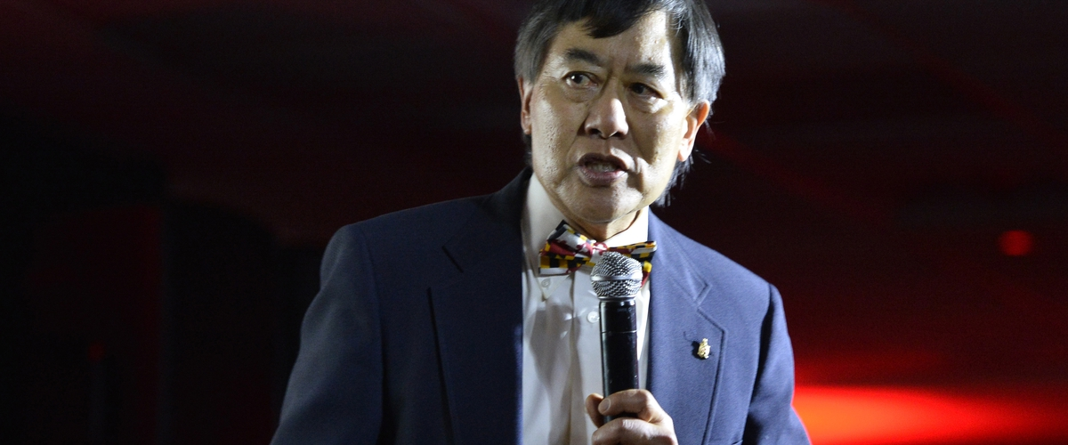 "Maryland President Wallace Loh says North Carolina deserves the ""Death Penalty"""