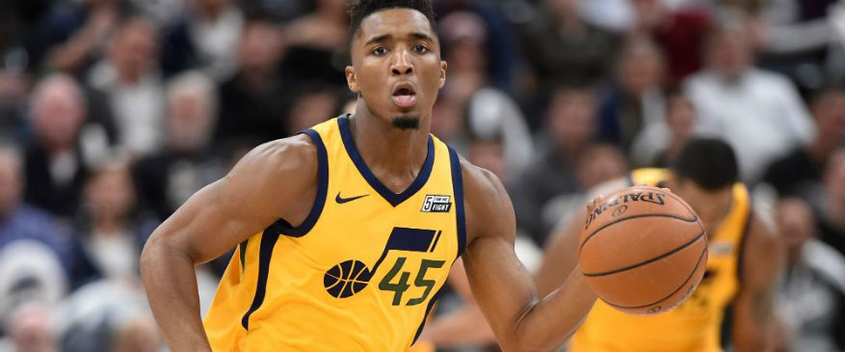 NBA Playoffs 2018: Donovan Mitchell's 33 Leads Jazz To 113-96 Rout Over Thunder, Utah Takes 3-1 Series Lead