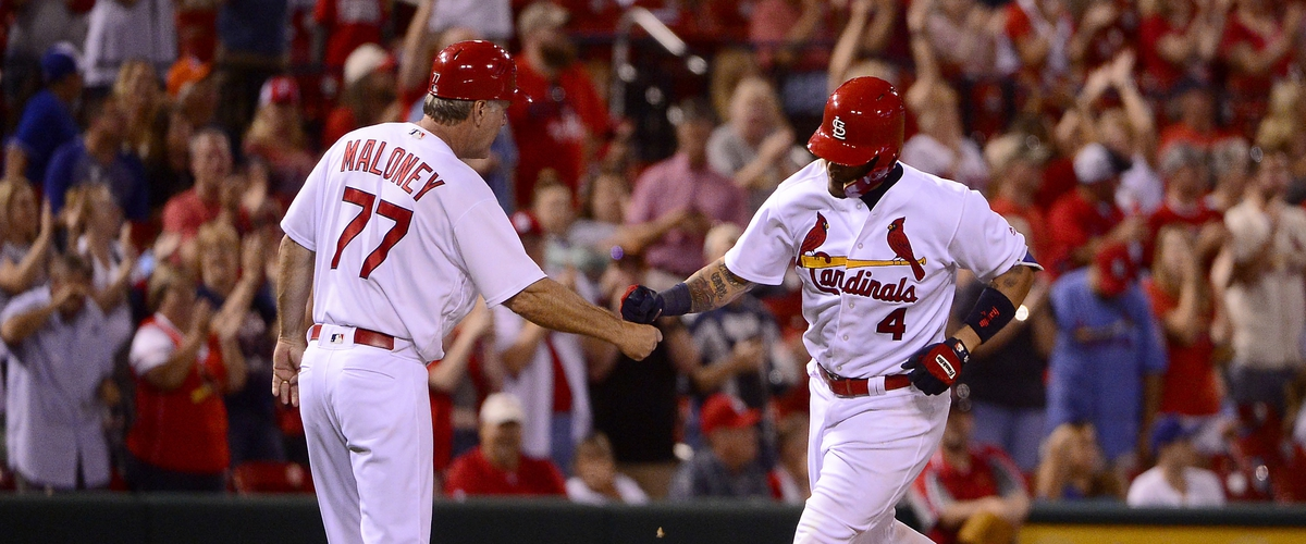 Cardinals Take First Command, Then Crash and Burn Against the Dodgers