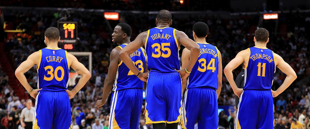 3 teams I think that could compete with the Golden State Warriors this season
