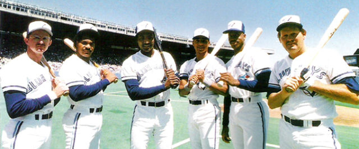 Greatest Teams Never To Win a World Series in the Past 30 Years-87 Blue Jays