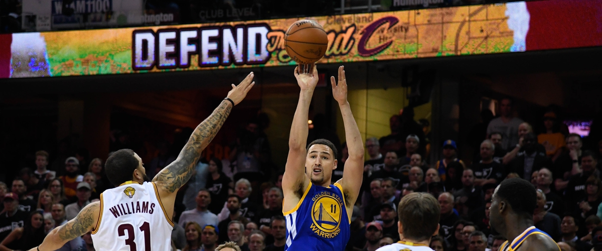 Klay Thompson aims to improve on pull-up treys