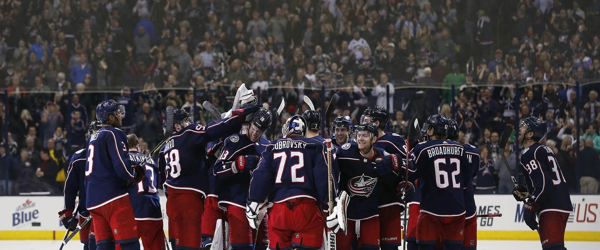 Columbus Completes Comeback Against Detroit