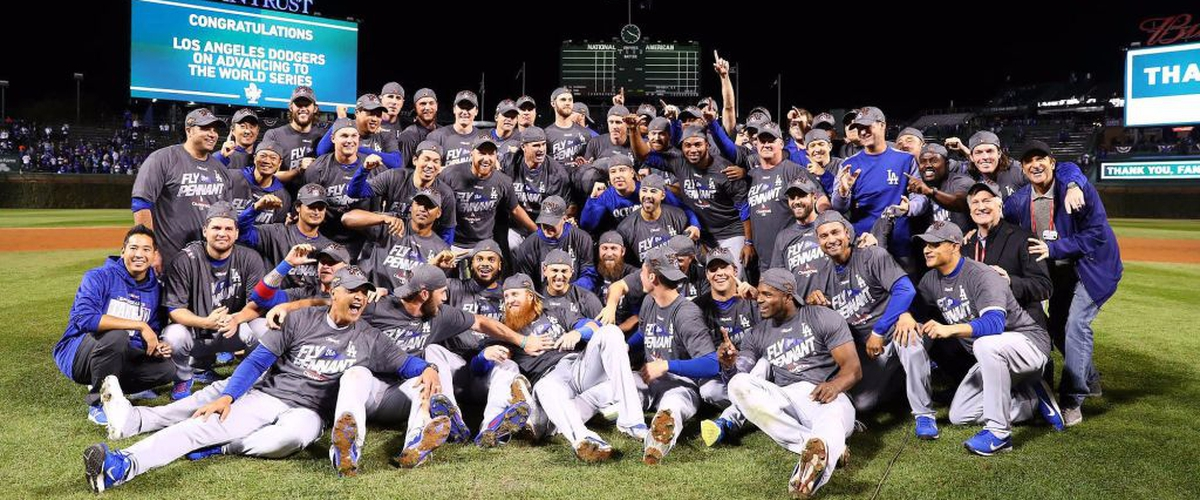 Dodgers headed to the World Series after blowing out Cubs in Game 5