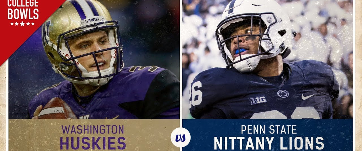 The Obstructed Fiesta Bowl Preview: Penn State vs. Washington