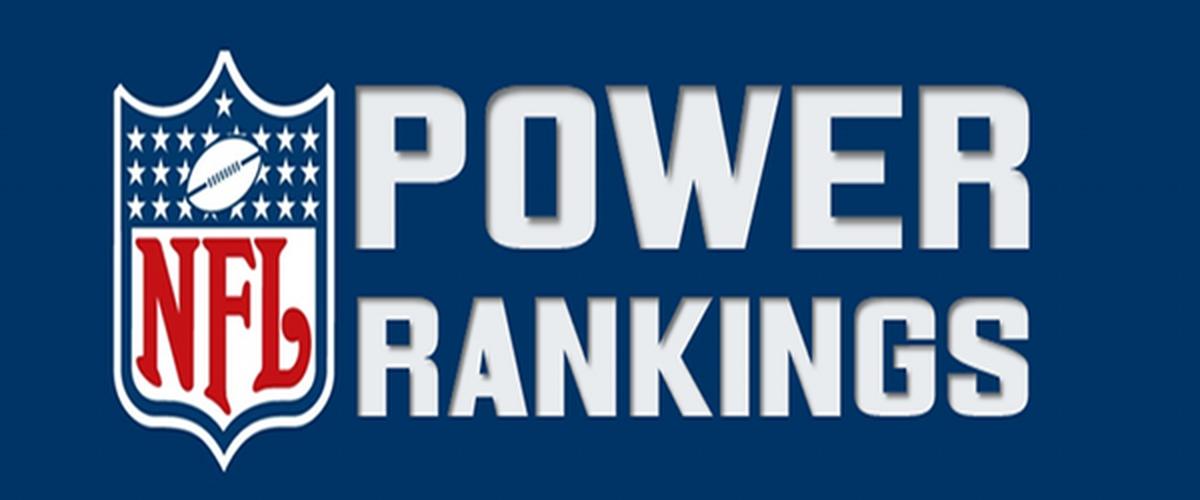 2017 NFL Power Rankings: Week 9