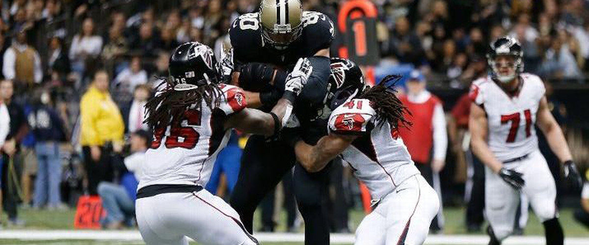 Falcons Flashback Friday: 2014 at New Orleans