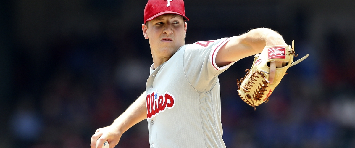 The Phillies Should Keep Nick Pivetta In The Starting Rotation And Move Zach Eflin To The Bullpen