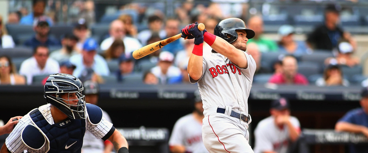 Sox' Andrew Benintendi has clearly worked through the rookie growing pains