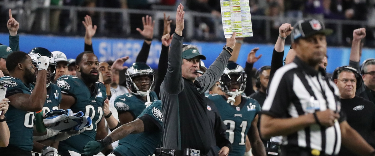 The Eagles dethrone the Patriots in Thrilling Fashion