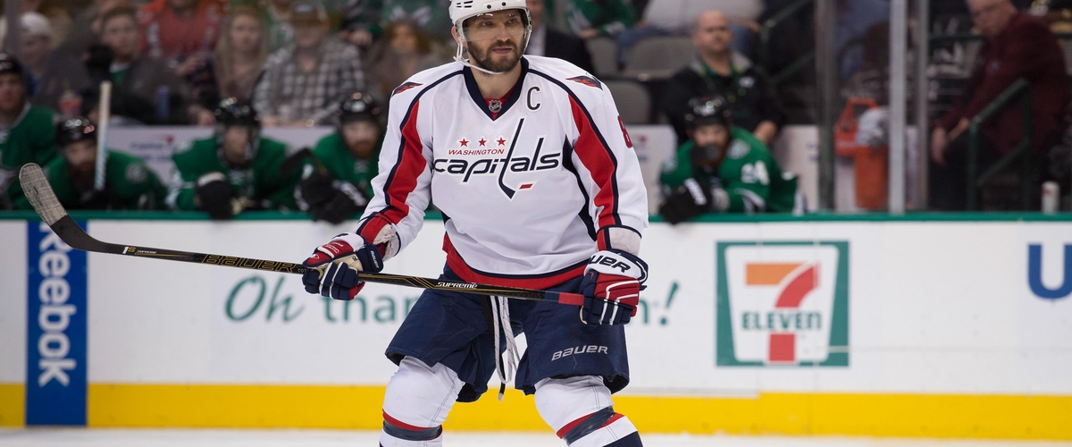 Capitals Fast Start Has Them Even Series
