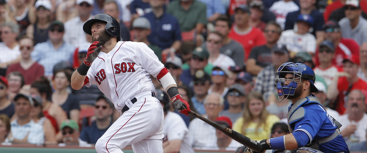 Dustin Pedroia's outplaying his early-season critics of not being a leader
