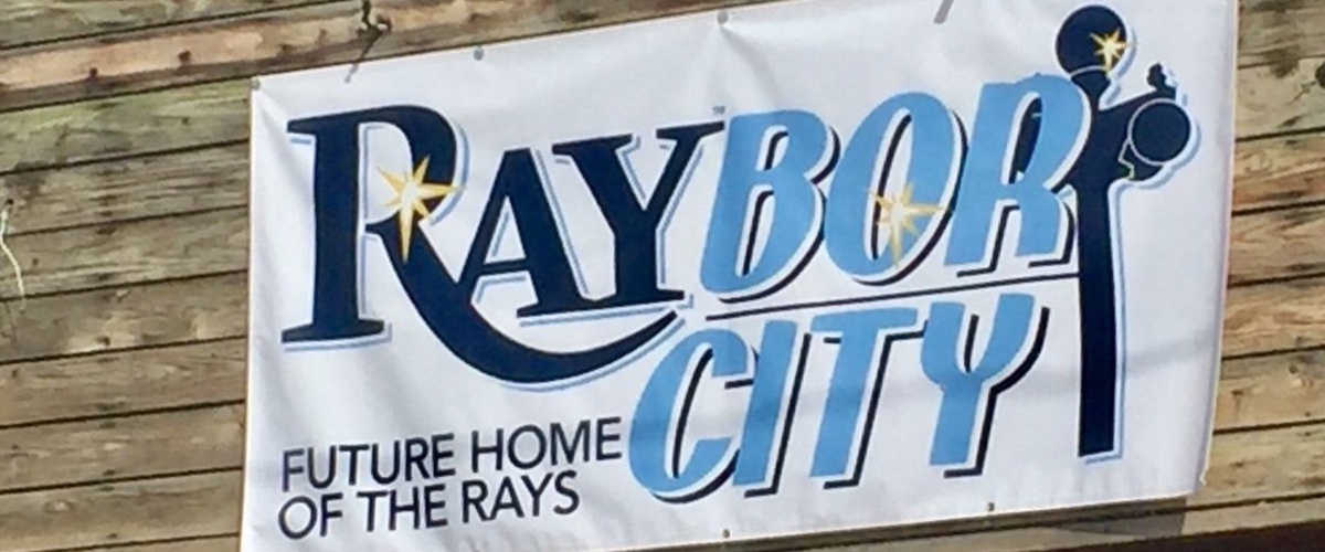 The Rays are moving to Tampa