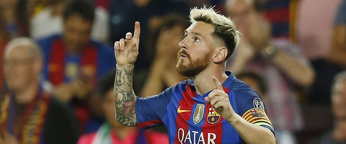 Messi renews the end of the season