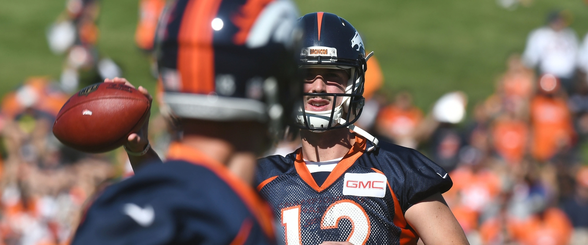 Trevor Siemian or Paxton Lynch?