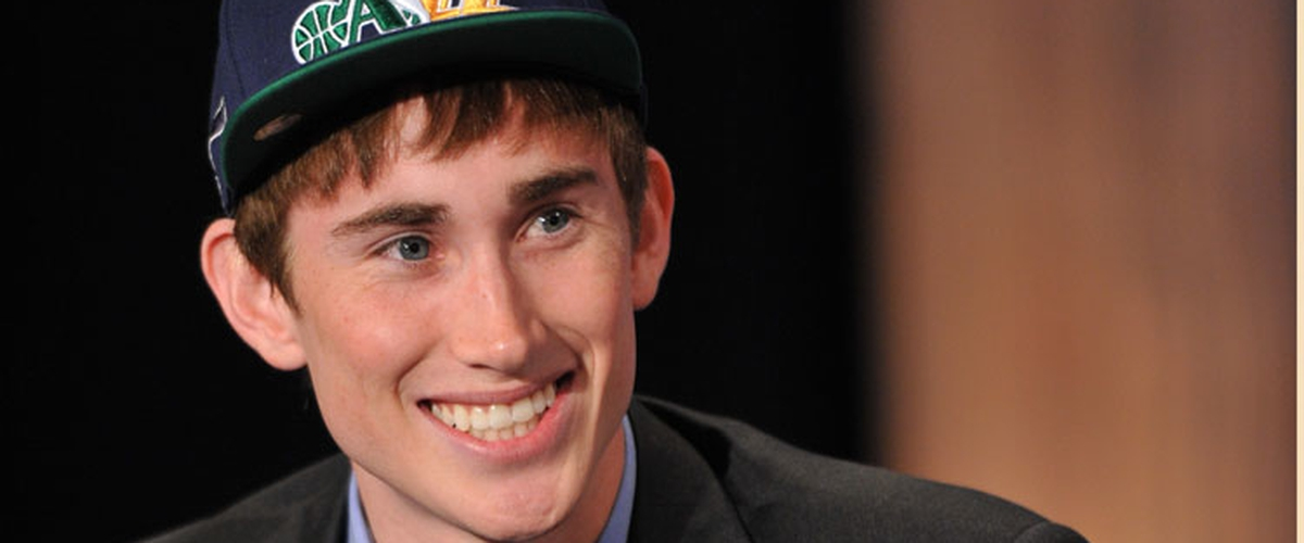The Jazz case for Gordon Hayward