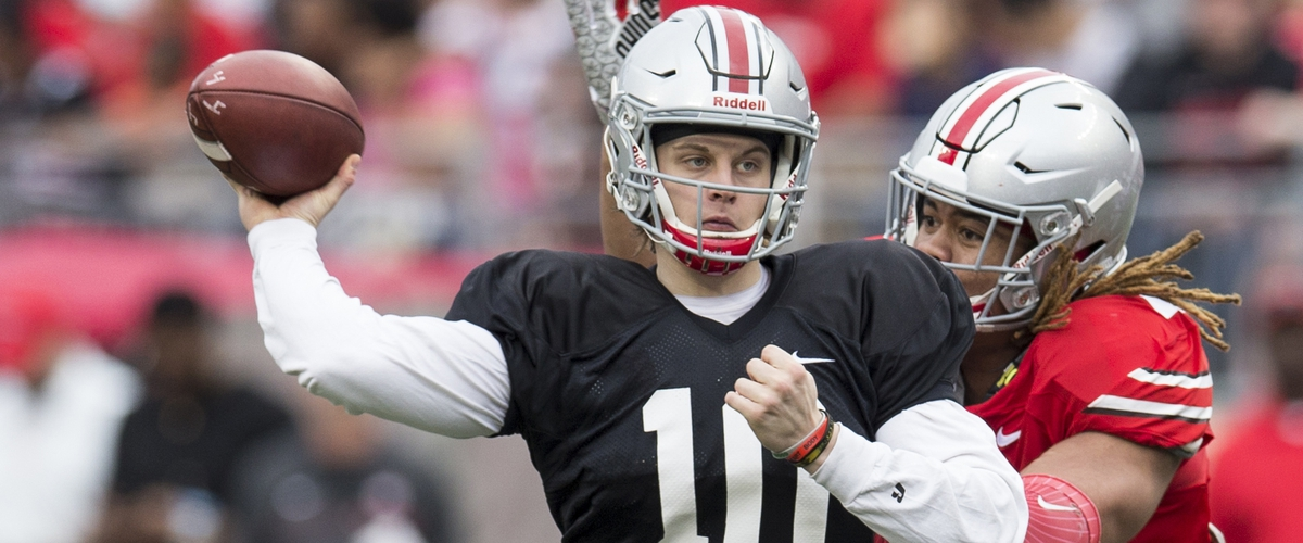 Joe Burrow Transfers From Ohio State Buckeyes